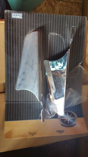 Yamaha V Star motorcycle deflector for Sale in Converse, TX