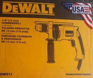 DeWalt 1/2 inch hammer drill for Sale in Stockton, CA