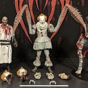 Pennywise after light for Sale in Waco, TX