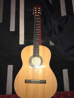 Giannini acoustic guitar model GN-15n for Sale in Fresno, CA
