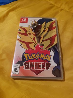 Pokemon Shield Brand New for Sale in Phillips Ranch, CA