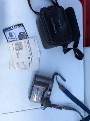 Sony Digital Still Camera Mavica MVC-FD73 for Sale in Manassas, VA