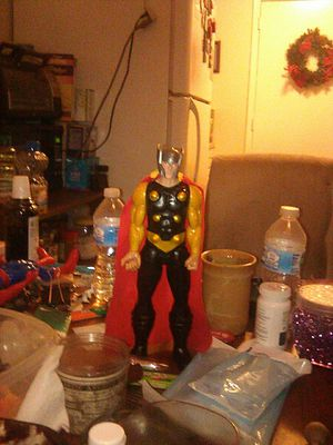 Thor collectable action figure for Sale in Norristown, PA