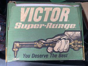 Victor super range / welder / torch for Sale in Parma, OH