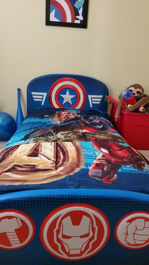 Captain America Twin bed for Sale in Winter Haven, FL
