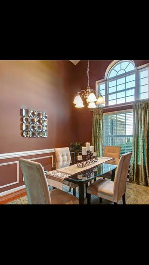 Dining Room table and 4 chairs for Sale in Bartow, FL