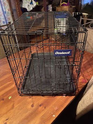 Doskocil 24' dog kennel for Sale in Lakeside, CA
