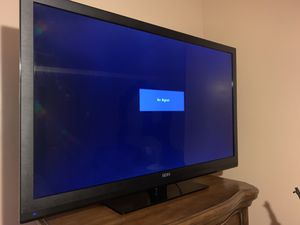 Seiki 55 inches Ultra HD w/ Apple TV 3rd generation for Sale in Salt Lake City, UT
