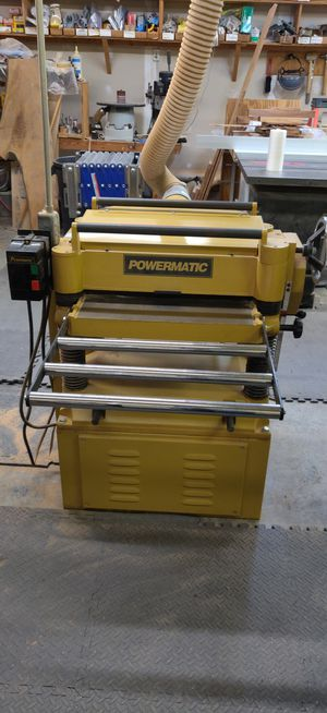 Powermatic 20in planer model 208-1 for Sale in Dabneys, VA