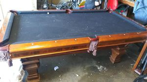 Brunswick pool table for Sale in Pittsburg, CA