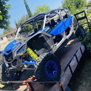 195HP Blue Canam Maverick Turbo RR for Sale in Chino, CA