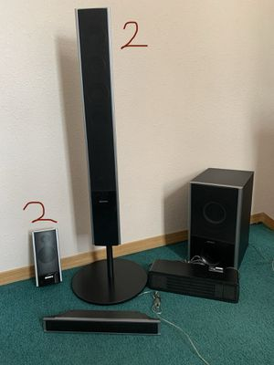 Home Theatre System w DVD/CD Player for Sale in Denver, CO
