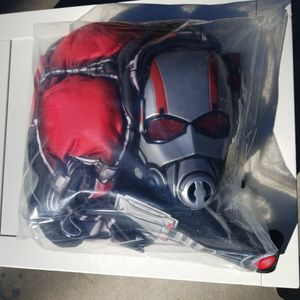 Antman Costume NEW in bag for Sale in Lutz, FL