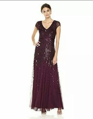 Adrianna Papell Womens Long Beaded Dress for Sale in Phoenix, AZ