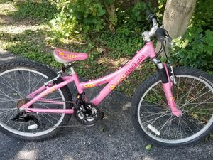 Kids girls Trek 24 inch mountain bike $170 Firm for Sale in Inverness, IL