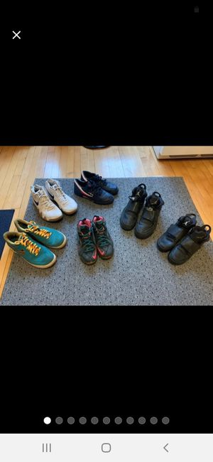 Shoe Lot/Beater Box Size 10.5 for Sale in Hendersonville, TN