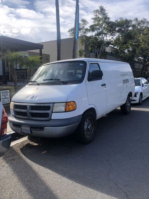 1998 Dodge Cargo Van 3500 for Sale in San Diego, CA