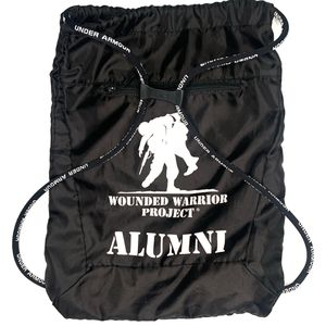 """Under Armour Reversible """"Wounded Warrior Project"""" Drawstring Backpack for Sale in Fort Worth, TX"""