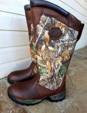 Hunting Outdoor Real-Tree BOOTS for Sale in Arlington, TX