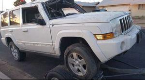 Jeep commander 4x4 v6 parts for Sale in Phoenix, AZ