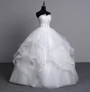 Brand New Wedding Dress (Sizes 2, 4, 6, 8, 10, 12, 14, 16, 16W, 18W, 20W & 22W Available!) for Sale in South Jordan, UT