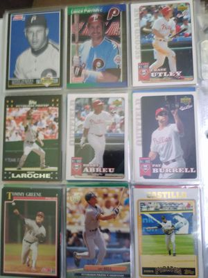 Baseball Collection for Sale in Tampa, FL