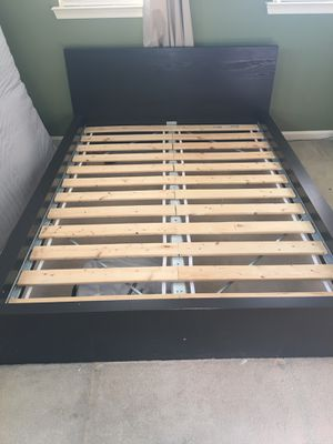Ikea Sultan Lade Full Bed Frame for Sale in Washington, DC