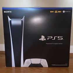 PlayStation 5 Digital for Sale in Alexandria,  VA