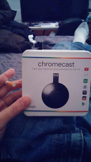 Chromcast new for Sale in Boston, MA
