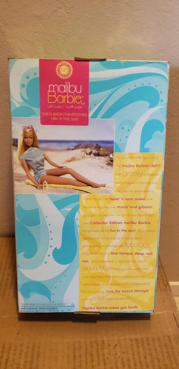 Malibu Barbie 2001