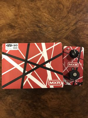 EVH MXR Phaser Guitar Pedal with box for Sale in Franklin, TN