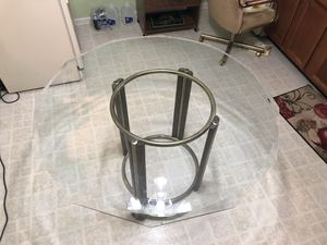 Glass top kitchen table for Sale in Lexington, KY