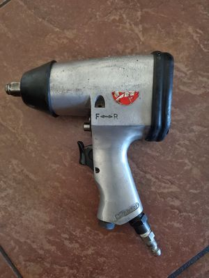 "Campbell 1/2"" impact wrench for Sale in Chandler, AZ"