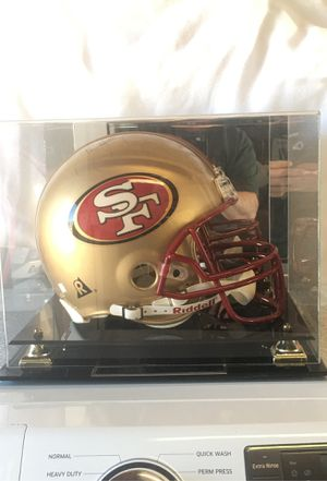 Steve Young autographed helmet. for Sale in Arroyo Grande, CA