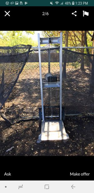 Portable Lift for Sale in Fort Worth, TX