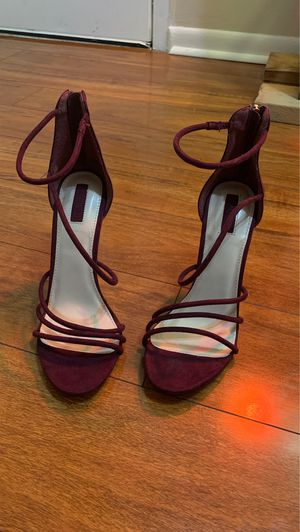 Plum High Heels for Sale in Washington, DC