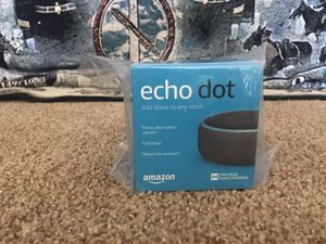 Echo Dot New for Sale in Peoria, AZ
