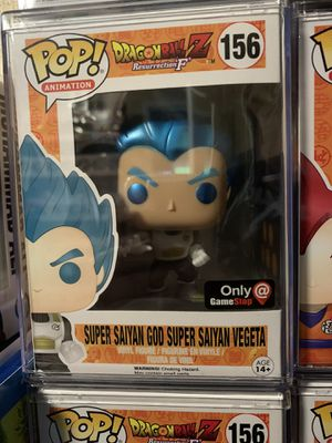 Funko pops dragon ball z for Sale in Aloha, OR