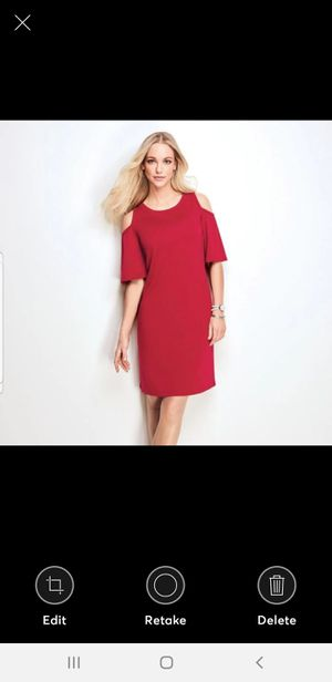👠👠👠Avon Red dress size large NWT👠👠👠 for Sale in Silver Spring, MD