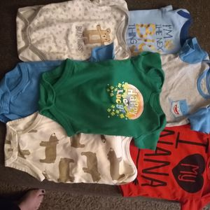 Onesies Size 3-6 Months for Sale in Palmdale, CA