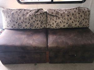 RV, Camper, Motorhome pull down sofa couch for Sale in Mukilteo, WA