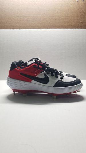 Size 7.5 Nike Alpha Huarache Elite 2 Low Baseball Cleat for Sale in Pittsburg, KS