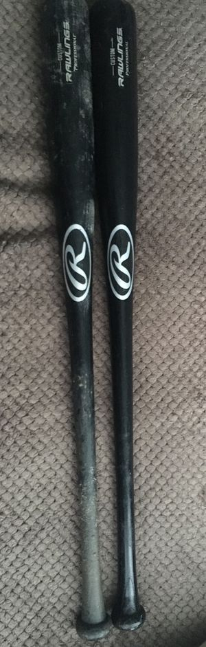 WOOD Baseball Bats for Sale in San Diego, CA