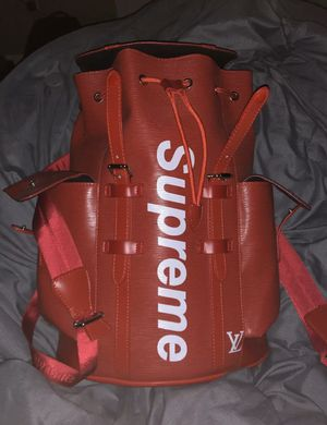 Supreme backpack (supreme x Louis Vuitton) for Sale in Windermere, FL