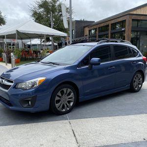 2013 Subaru Impreza Sport Premium for Sale in Orlando, FL