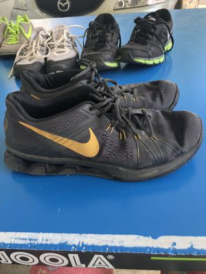 Nike Zoom Reax Lightspeed Shoes for Sale in Forest Heights, MD