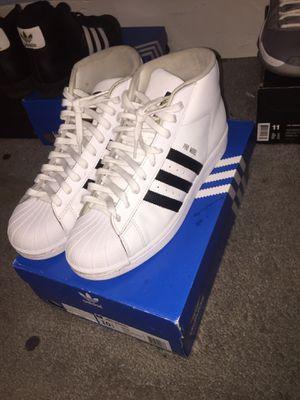 Adidas prom model /Jordan 11s for Sale in Detroit, MI