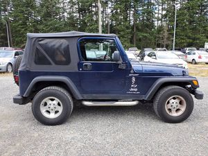 2004 Jeep Wrangler for Sale in Spanaway, WA
