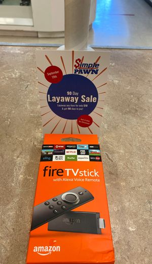 Fire tv stick for Sale in Kissimmee, FL