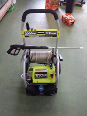 New pressure washer never used call for Sale in Long Beach, CA